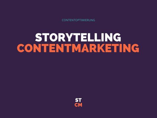 Storytelling Contentmarketing